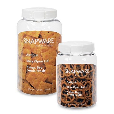 Snapware® Airtight Round Canister