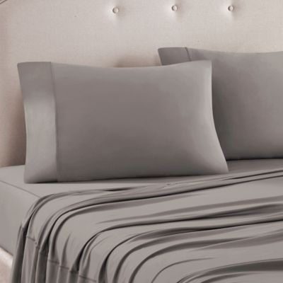 Madison Park Protech™ Performance Queen Sheet Set in Graphite