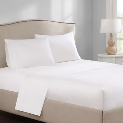Sleep Philosophy® Always Perfect King Pillowcases in White (Set of 2)