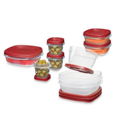Rubbermaid® Easy Find Lids 18-Piece Food Container Set