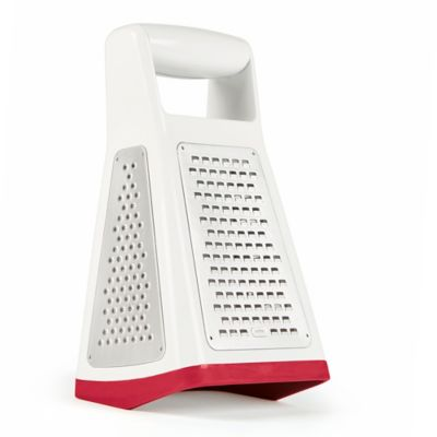 Zyliss® Tilt and Grate Box Grater