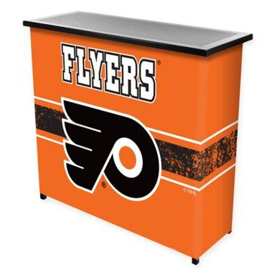 NHL Philadelphia Flyers Portable Bar with Case