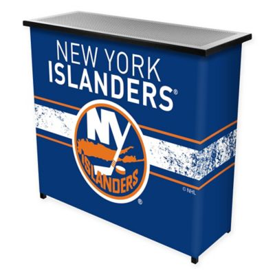 NHL New York Islanders Portable Bar with Case