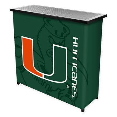 NCAA University of Florida Portable Bar with Case