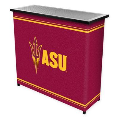 NCAA Arizona State University Portable Bar with Case