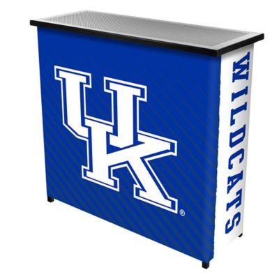 NCAA University of Kentucky Portable Bar with Case