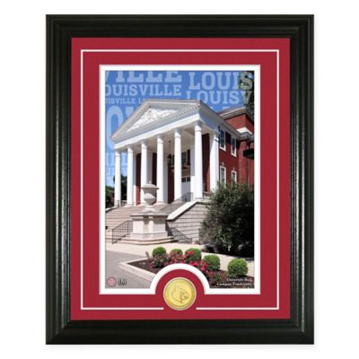 """University of Louisville """"Campus Traditions"""" Bronze Coin Photo Mint"""