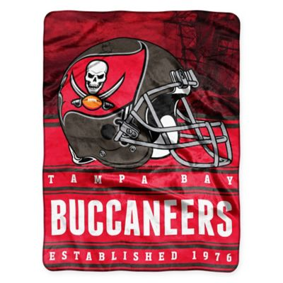 NFL Tampa Bay Buccaneers Silk Touch Throw Blanket by The Northwest