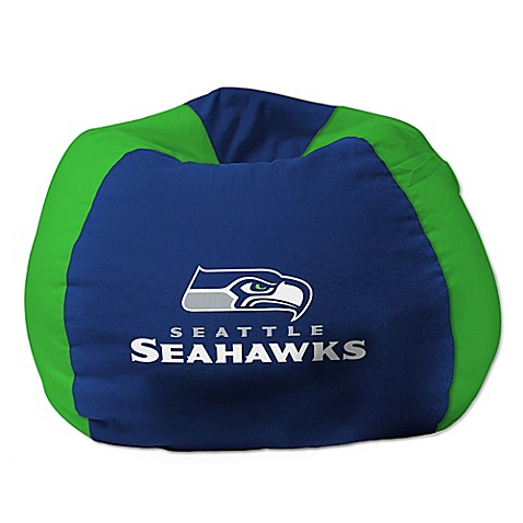 Nfl Seattle Seahawks Bean Bag Chair By The Northwest