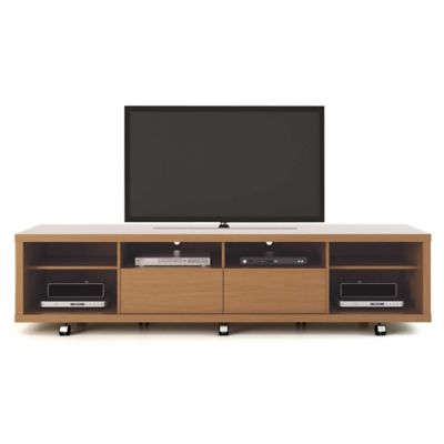 Manhattan Comfort Cabrini TV Stand 2.2 in Black