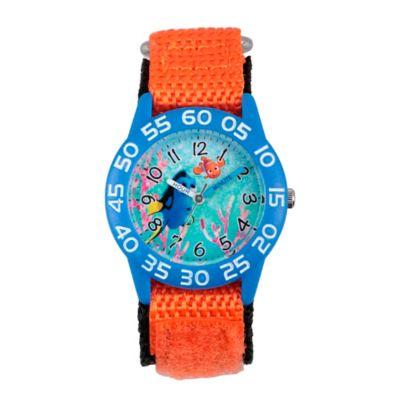 Orange Teacher Watch