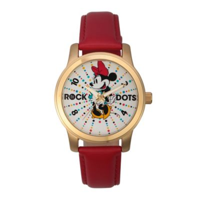Red Dots Watch