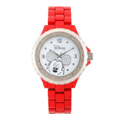 Red Alloy Fashion Watches