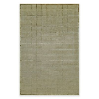 Feizy Chadwick 5-Foot 6-Inch x 8-Foot 6-Inch Area Rug in Sage