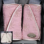 JJ Cole® Reversible Strap Covers in Pink
