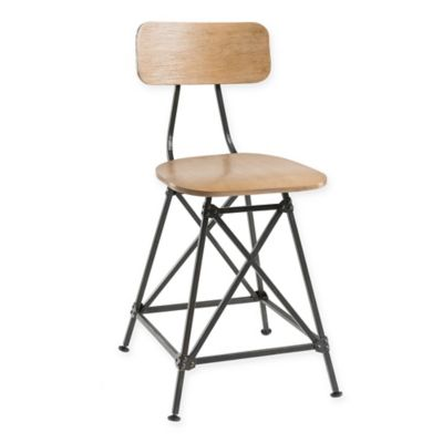 Natural Counter Stool