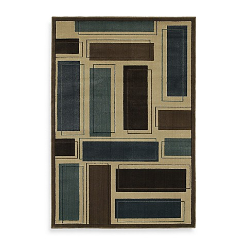 "West Bay 7' 9"" x 10' 9"" Room Size Rug"
