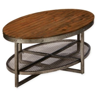 INK+IVY® Sheridan Coffee Table in Chestnut