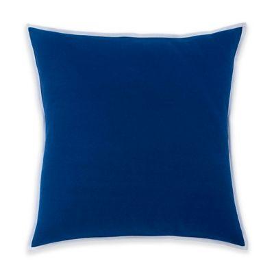 Southern Tide® Prep Plaid European Pillow Sham in True Blue
