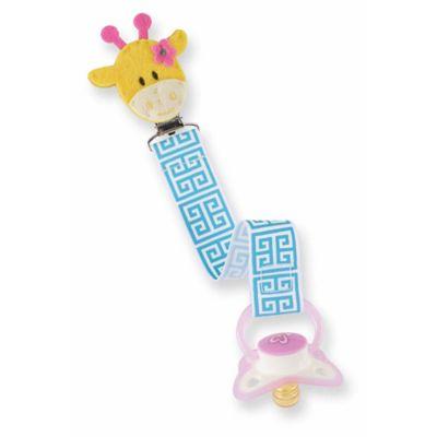 Mud Pie® Giraffe Pacy Clip