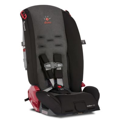 Diono™ Radian® R100 Convertible Car Seat Plus Booster in Black Mist