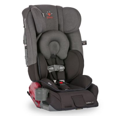 Diono™ Radian® RXT Convertible Car Seat and Booster in Black Mist