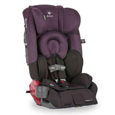 Diono™ Radian® RXT Convertible Car Seat and Booster in Black Plum