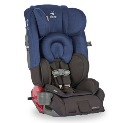 Diono™ Radian® RXT Convertible Car Seat and Booster in Black Cobalt