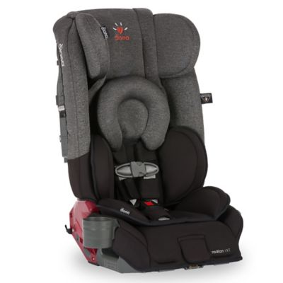 Diono™ Radian® RXT Convertible Car Seat and Booster in Black Essex