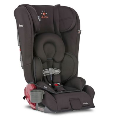 Diono® Rainier Convertible and Booster Car Seat in Midnight
