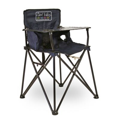 ciao! baby™ Portable Highchair in Navy