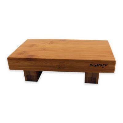 BergHOFF® Bamboo Small Sushi Tray