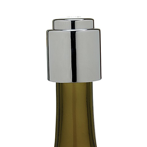 Oenophilia Push Button Wine Stopper