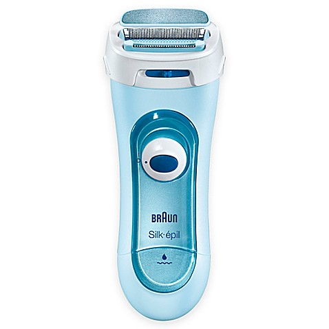 buy gillette braun silk pil lady shaver from bed bath. Black Bedroom Furniture Sets. Home Design Ideas