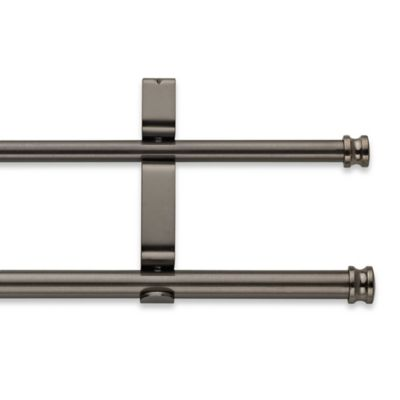 Buy Double Curtain Rod Set From Bed Bath Beyond