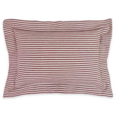 Park B. Smith® The Vintage House Farm House Oblong Throw Pillow in Linen