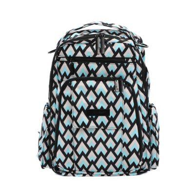 Ju-Ju-Be® Onyx Be Right Back Diaper Bag in Black Diamond