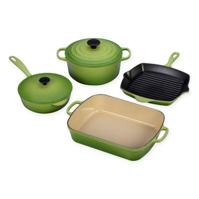 Le Creuset® Signature 6-Piece Cookware Set in Palm