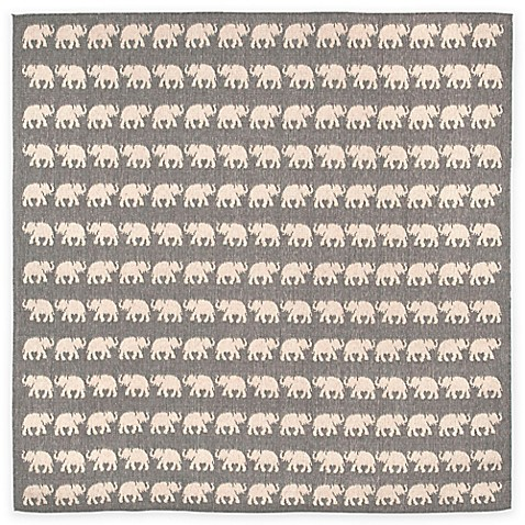 Liora Manne Terracotta Elephant Indoor Outdoor Rug Www