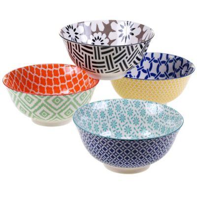 Set of 4 Serving Bowls
