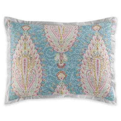 Dena™ Home Valentina Standard Pillow Sham in Aqua