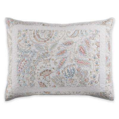 Dena™ Home Sophia Standard Pillow Sham in Blue