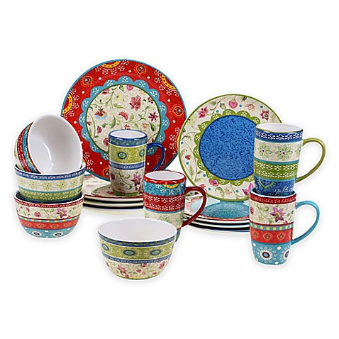 Certified International Anabelle Dinnerware Collection