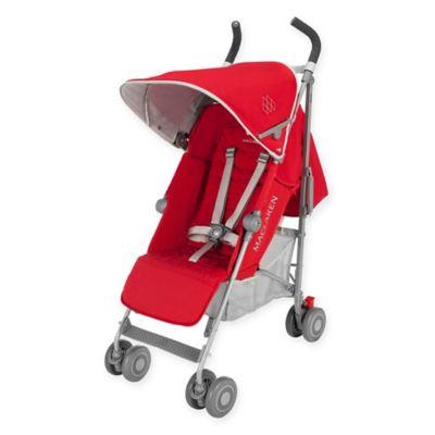 Maclaren® 2016 Quest Stroller in Cardinal/Silver