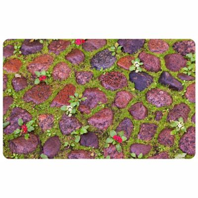 The Softer Side by Weather Guard™ 23-Inch x 36-Inch Garden Path Kitchen Mat