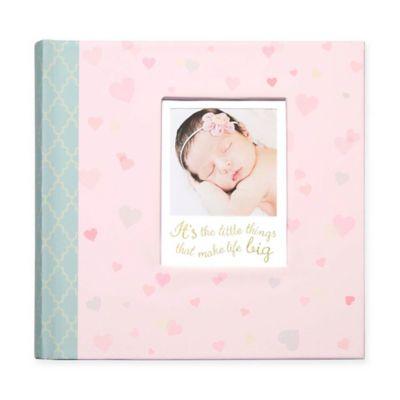 """C. R. Gibson® """"Little Love"""" Slim Bound Photo Journal Album"""