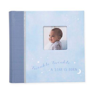 C.R. Gibson® Wish Upon a Star Slim Bound Photo Journal Album