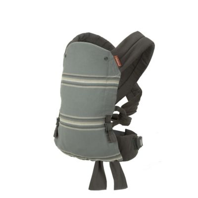 Infantino® Close Ties™ Natural Fit Baby Carrier in Grey