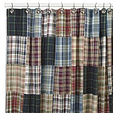 Cambridge Fabric Shower Curtain By Nautica Bed Bath Amp Beyond
