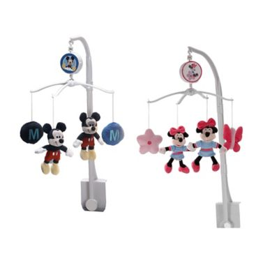 """Disney® Mickey Mouse """"M"""" is for Mickey Musical Mobile"""